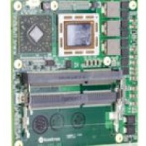 COM Express® compact  type 6 AMD® TrinityAPU and Hudson-H3 FCH, 2x DDR3