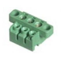 PC-Schraubklemme, 04 pol., RM 5.00mm