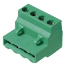 PC-Schraubklemme, verpolungssicher, 07 pol., RM 5.00mm
