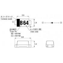 Schott Diode 40V 1.1A Ifsm=30A  PBF FREE