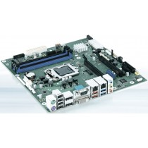 uATX Motherboard C246 Chipset, LGA1151, 4xDDR4 UDIMM, Intel® 8th/9th Gen Core™, Xeon®