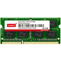 DDR3L 2GB (256Mx8) 204 PIN SODIMM SA 1066MT/s 0..85°C