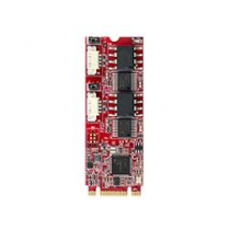 M.2 2260 to dual isolated CANbus J1939 Module -40..+85C