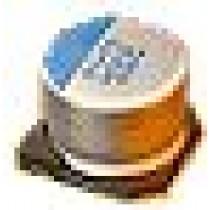 ELKO SMD 100uF 6.3V 6.3x6.3 105°C T&R