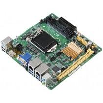 Mini-ITX.Q170,6th gen.,3xDP,VGA,2xLAN,2xCOM,10xUSB,2xSATA3,1xM.2,,ATX