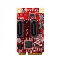 mPCIe to 2x SATA3 RAID Module
