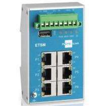 Switch Lite Managed, 6xRJ45 10/100Mbit/s 1xUSB 2.0 Security Diagnostic