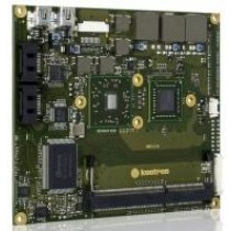 ETX 3.0 module with AMD APU T56N 2x1.65GHz, A55E