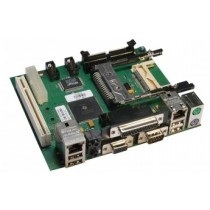 ETX miniEval Board. PCMCIA slot and CF Card interf