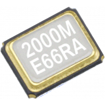 FA238-25M12PF50PF30PextTR Crystal 16MHz 12pF 50ppm (FTC30ppm -40+85) SMD T&R