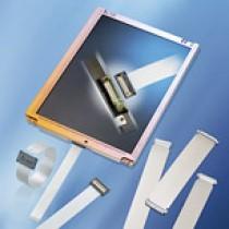 LVDS-Flachbandkabel FDC 100, 40-polig,