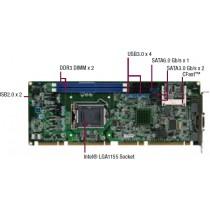 Full-Size SBC PICMG 1.3 Intel(R) 3rd gen. i7/i5/i3 B75 Chipset DVI CFast