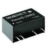 DC/DC Converter 2W 24V In  12V/167mA Out,