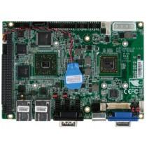 "3.5"" SubCompact Board with AMD G-T16R, VGA, LVDS, 2 x LAN, 4 x USB, 4 x COM"