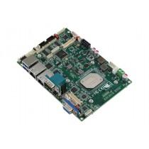 "3.5"" SubCompact Board with Intel Celeron N3350 Processor SoC, VGA, VDS, 2 x LAN, 6 x USB, 4 x COM"