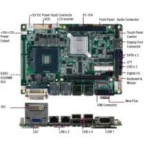EPIC Express Board with Intel® Core™ i7/ i5/ Celeron (w/o CPU)
