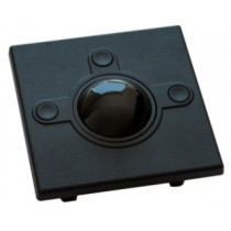 Trackball 38 mm USB incl. output cable, mounting 4xM2