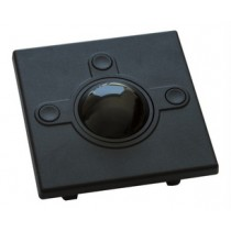 Trackball Modul 38 mm IP65 USB incl. output cable, mounting 4xM2