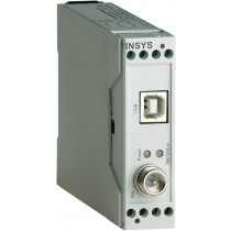small (23 mm) GPRS/UMTS-Modem, Quadband GSM/GPRS/EDGE Class 12, UMTS/HSPA 2100 MHz, AT-Commands, CSD