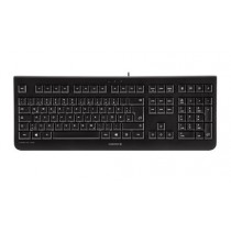 CHERRY Keyboard KC 1000 USB schwarz GB Layout