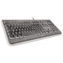 Keyboard USB with IP68 Protection schwarz EU Layout