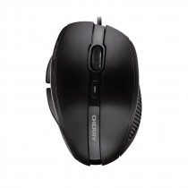 Mouse USB corded optical schwarz 5 buttons