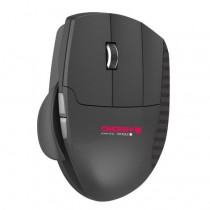 CHERRY Mouse UNIMOUSE wireless ergonomic optical schwarz 7 buttons