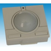 Trackball 34mm PS/2 for Top-Panel mounting