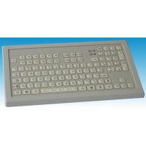 Compact Keyboard tablemodel US PS/2