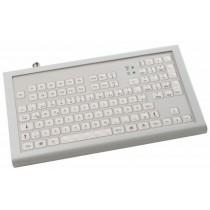 Keyboard compact IP65 enclosed PS/2 US-Layout