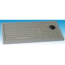 Trackerboard 106 key 38mm Trackball enclosed USB