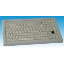 Compact Keyboard TouchStyk IP65 US Layout PS/2