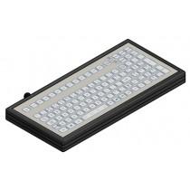 Keyboard IP67 enclosed USB US-Layout