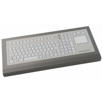 Keyboard with Touchpad IP65 enclosed USB German-Layout