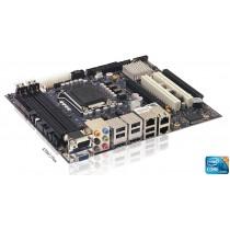 KTQ67/FLEX Board, Pentium G850, 1x4GB DDR3, Cooler, customer Set