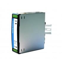 AC/DC DIN-Rail Module 120W 85-264VAC,50/60Hz, 24V/5A Out, 92% Eff.