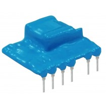AC/DC (85 ~ 264VAC) 1W Wide Input single 5V Output -40..+85C SIP 90°