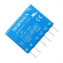 AC/DC (85 ~ 264VAC) 3W Wide Input single Output 15V -40..+85C SIP