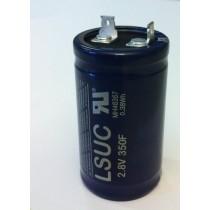 LSUC002R8L0450FEA Ultracap 2.8V 450F Lug 2 Terminal