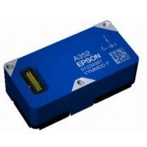 Accelerometer M-A352AD10 3axis 15G dR SPI/UART 1200G Shock