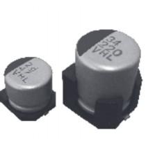 Hybrid SMD 100uF 50V 10x10 125°C T&R 30G AECQ 200 R-Grade