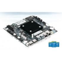mITX low power Motherboard with  i7-5650U,2xDP,upto 16GB DDR3L
