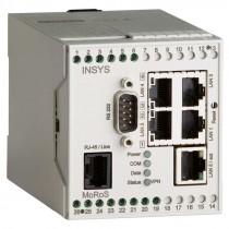 integr. 56k Modem, Router w. NAT, VPN, Firewall, 5 LAN, Serial Ethernet Gateway, 2 digital I/Os
