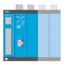 Industrial DSL Router 5 LAN ports, 2 digital inputs, 3 Slots for MRcards, Annexes A/L/M