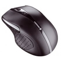 Mouse wireless 2.4GHz schwarz Infrared rechts