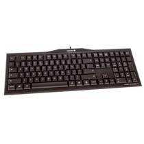 Keyboard USB schwarz DE Layout