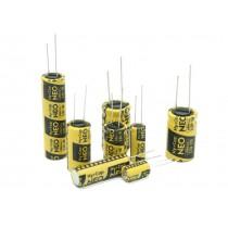 WEC3R0505QD EDLC VINATech 3.0V 5F 8x25 Radial P3.5