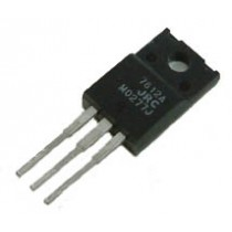 3 Terminal Positive Voltage Reg. TO-220F pb-free