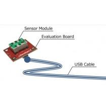 NJR4265J1K EVK K-Band Intelligent Motion Sensor
