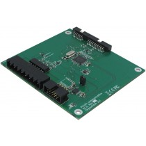 Communication, controlling, configuring and monitoring module for PC104 VREG